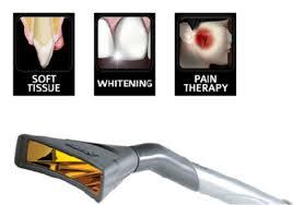 Imagini pentru laser terapie dentara terapia durerii